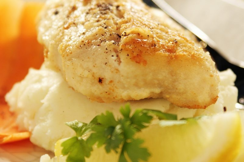 Delicious Baked Hake