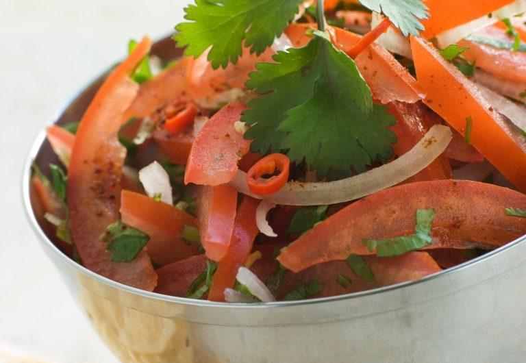 Tomato & Onion Sambal
