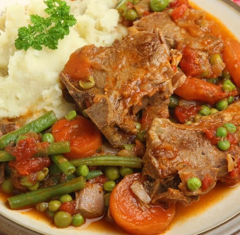 French Lamb Stew
