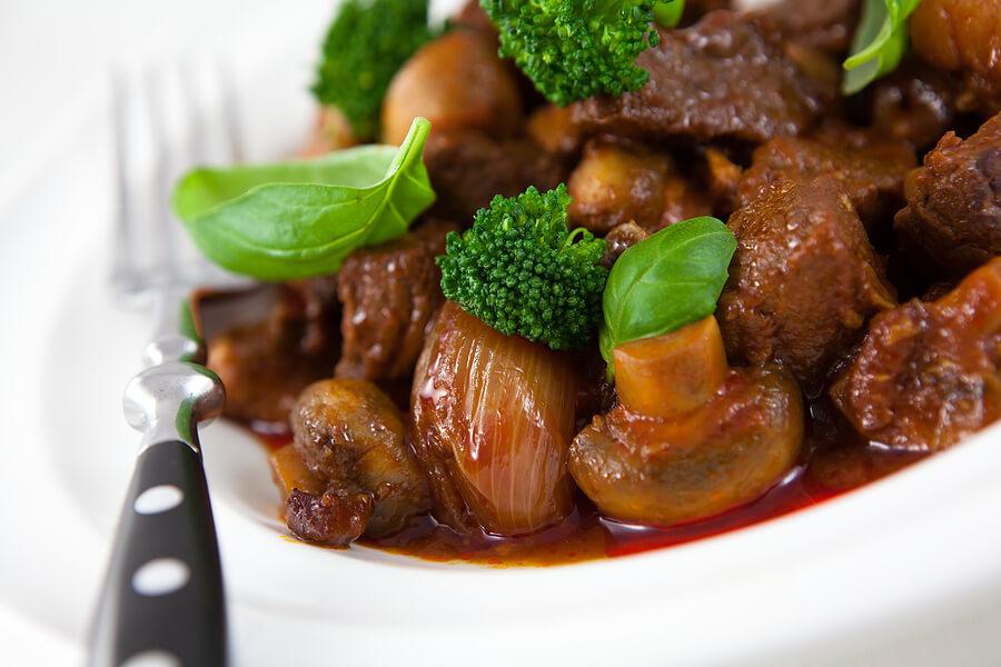 Slow Beef Stew Recipe